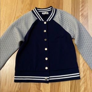 Other - Navy and gravy buttoned jacket
